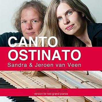 Canto Ostinato (Live Version)