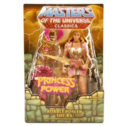 Masters of the Universe Classics Actionfigur: Bubble Power She-Ra
