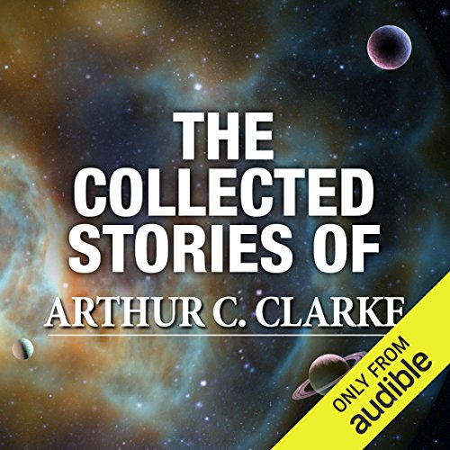 The Collected Stories of Arthur C. Clarke cover art