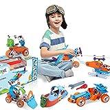 STEM Toys, Educational Engineering Model Building Set, Best Erector Kit,...