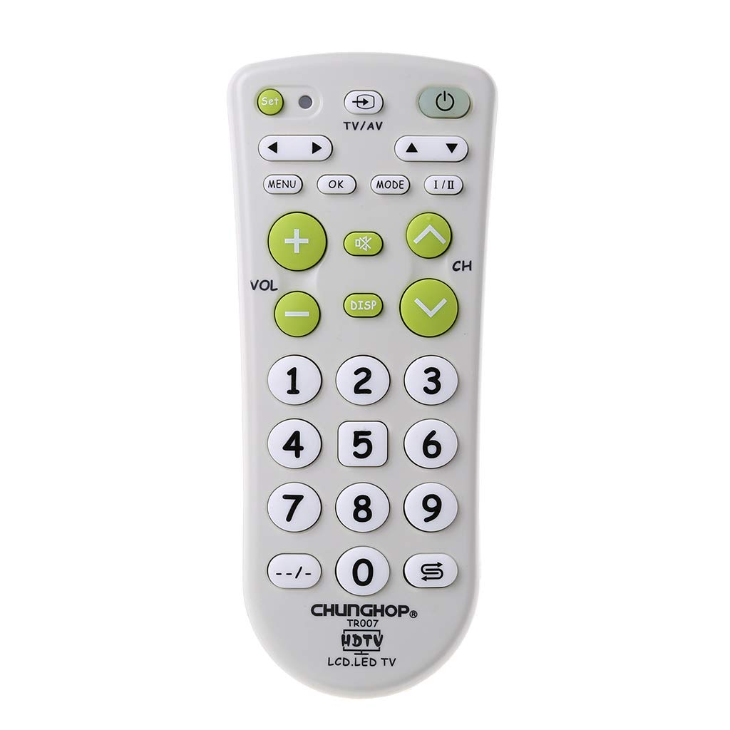 FangWWW - Mando a Distancia Universal para televisor KONIKA Hisense Philips LG LCD LED HD: Amazon.es: Electrónica