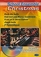 Christmas School Ensemble: Full Score and PDF Parts on CD