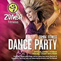 Zumba Fitness Dance Party by Zumba Fitness Dance Party (2013-01-14)