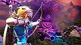 Luyshts Rompecabezas de 1000 Puzzles para Adultos La Leyenda de Zelda: Breath of The Wild Juego Creativo Rompecabezas Juguetes educativos para