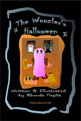 The Woozler's Halloween (Meeda and Me - Woozler stories) (English Edition)