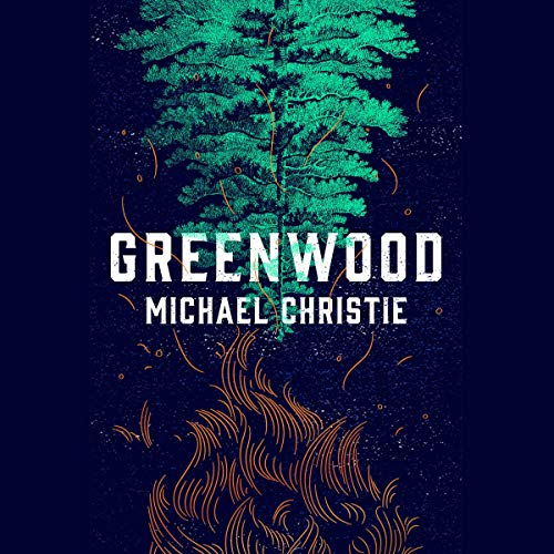 Greenwood audiobook cover art