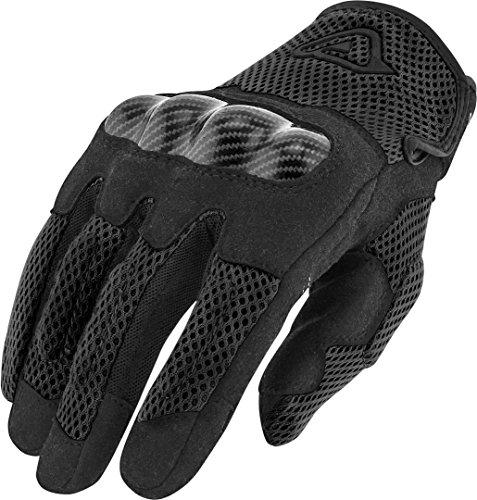 Acerbis Handschuh Ramsey My Vented Farbe schwarz (L)