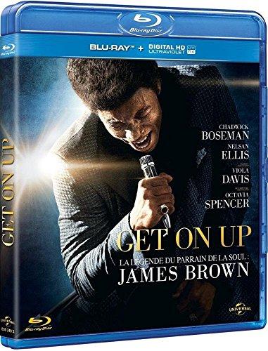 Get Up Up, James Brown: American Epic [Blu-Ray + Kopia Digitala]