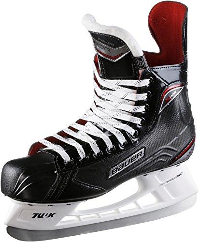 BAUER -  Vapor X400 Senior Eishockeyschlittschuhe für Herren I Herrenschlittschuh I Profi-Schlittschuhe mit Fersen- & Knöchelunterstützung I Mittelfuß-schutz I...