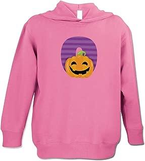 Cute Rascals Halloween Number Zero Long Sleeve Boys-Girls Toddler Hooded Fleece Pullover