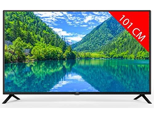 bon comparatif CHiQ L40G450040 «Téléviseur LCD LD Full HD, 101 cm (40 pouces), tuner maître (DVBT / T2 / C / S2),… un avis de 2021