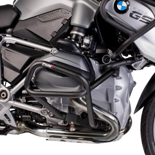 PUIG - 7543N : Defensas Bajas Bmw R1200Gs 14 Color Negro Bmw -> R1200 Gs (14-15)