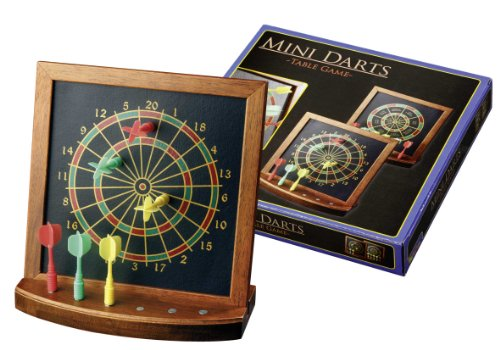 Philos 3232 - Mini Darts - Table Game, Geschicklichkeitsspiel
