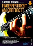 E-Gitarre Training - Fingerfertigkeit am Griffbrett (Noten & Tabulatur) finger-fitness for guitar -...