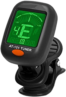 MChoice Digital Chromatic LCD Clip-On Electric Tuner For Bass, Guitar, Ukulele, Violin