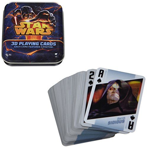 Star Wars - 3-D Playing Cards