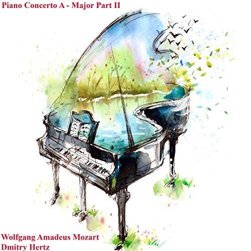 Wolfgang Amadeus Mozart & Dmitry Hertz