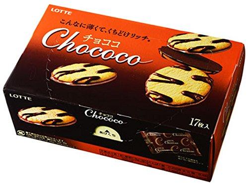 ロッテ チョココ 5箱