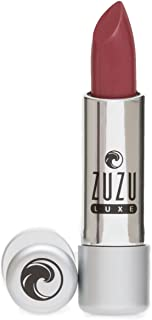 Zuzu Luxe Lipsticks (Allure),0.13 oz,Ultra Pigmented and long lasting, Enriched with Jojoba Seed Oil and Aloe for ultra hydrated lips. Natural, Paraben Free, Vegan, Gluten-free,Cruelty-free, Non GMO.