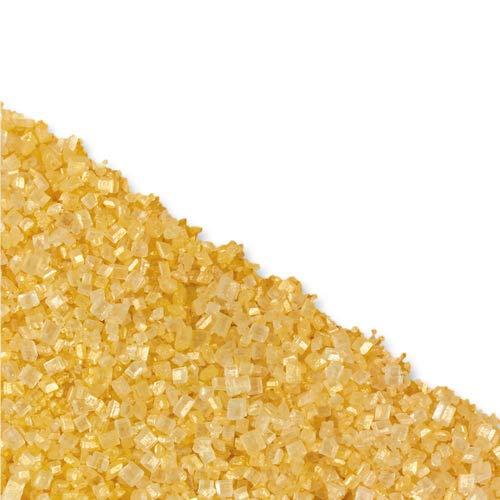 Günthart Glitzer-Zucker, gold, 1er Pack (1 x 700 g)