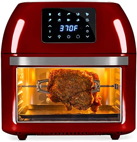 Best Choice Products 16 9qt 1800W 10 in 1 XXXL Family Size Air Fryer Countertop Oven Rotisserie product image