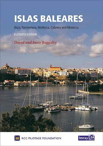 RCC Islas Baleares: Ibiza, Formentera, Mallorca, Cabrera and Menorca: 11