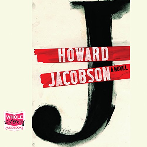 J Audiobook By Howard Jacobson cover art