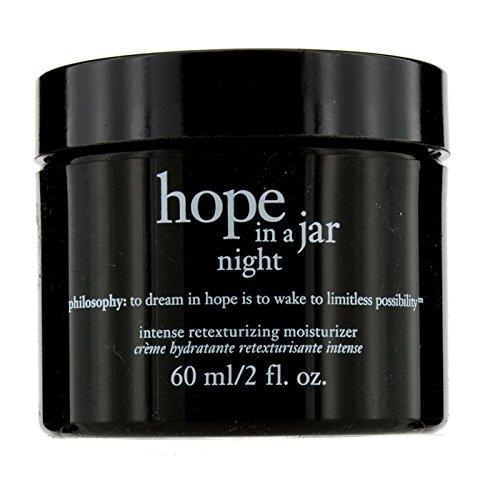Philosophy Philosophy hope in a jar night intense retexturizing moisturizer, 2oz, 2 Ounce