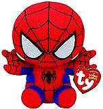 TY 41188 Reg Spiderman-Marvel-Gorro, Multicolor