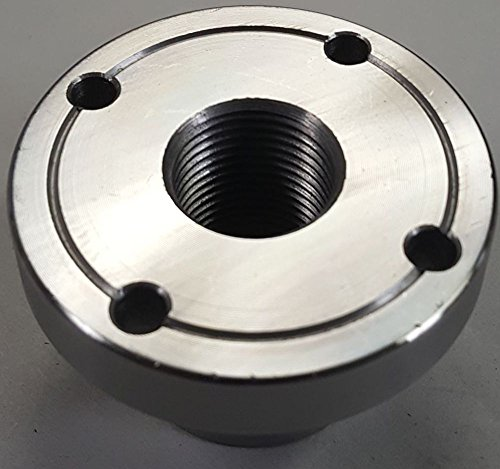 Purchase 2 Steel Wood Lathe Face Plate, 3/4 x 16tpi Threaded