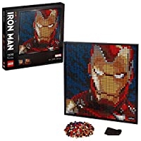 LEGO 31199 Art Marvel