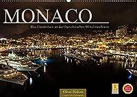 Monaco - Das Fuerstentum an der franzoesischen Mittelmeerkueste (Wandkalender 2022 DIN A2 quer): Monaco ist eine Reise wert. (Monatskalender, 14 Seiten )