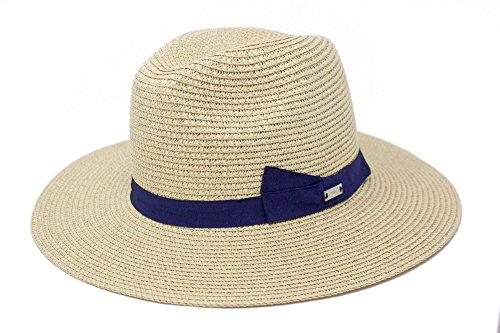 Fenside Country Clothing - Sombrero de vestir - para mujer Azul azul Medium