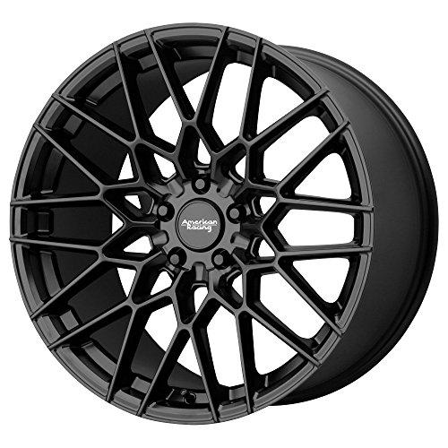 American Racing AR927 20x9 5x4.5 35mm Satin Black Wheel Rim 20' Inch