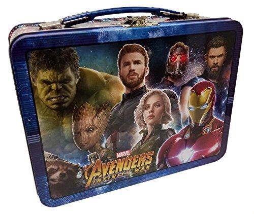 lunch box marvel - 9