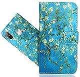 HTC U12 Life Handy Tasche, FoneExpert® Wallet Hülle Flip Cover Hüllen Etui Hülle Ledertasche Lederhülle Schutzhülle Für HTC U12 Life