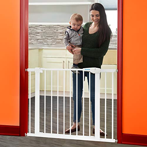 Yicostar 29.5-40.5 Auto Close Baby Gate