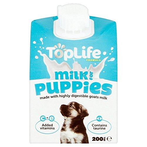 Top vie Formula Puppy lait (200 ml) - Paquet de 2