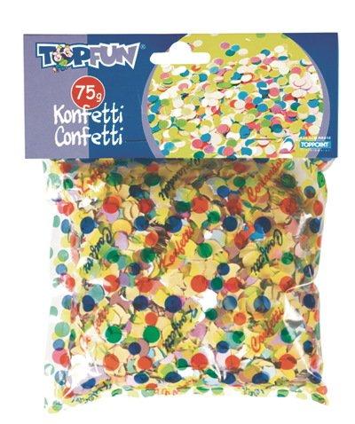 Lot de 10 sachets de confetti
