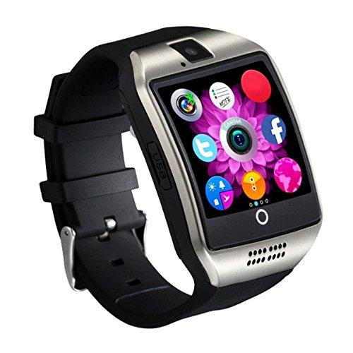 Reloj Inteligente [Nueva Versión], CHEREEKI Smartwatch Android [1.54'' Pantalla Curva]...