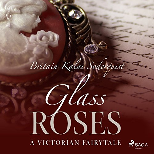 Glass Roses audiobook cover art