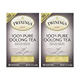 Twinings China Oolong Tea, 20 ct (Pack of 2)