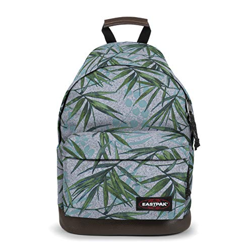 Eastpak WYOMING Zaino Casual, 40 cm, 24 liters, Multicolore (Brize Mel Grey)