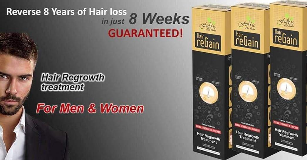 差別化する掃く結び目Hair reGain - Hair regrowth treatment (60 ml)