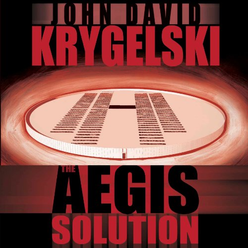 The Aegis Solution audiobook cover art
