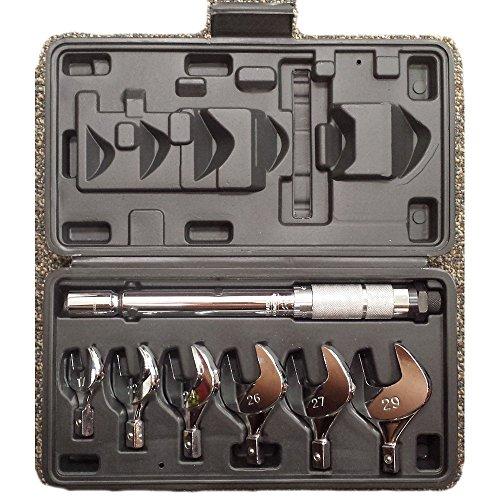 Mastercool 70078Drehmomentschlüssel 6-head Kit