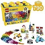 LEGO Classic - Caja de ladrillos creativos grande, Set de...