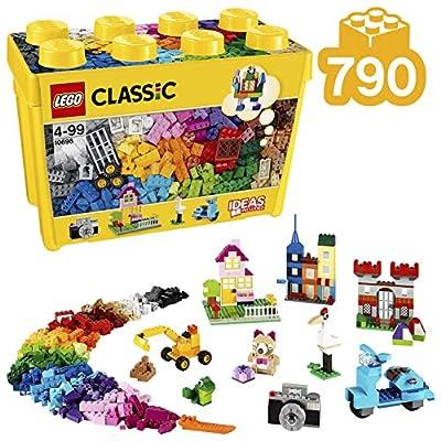 レゴ  lego  クラシック 黄色のアイデアボックス