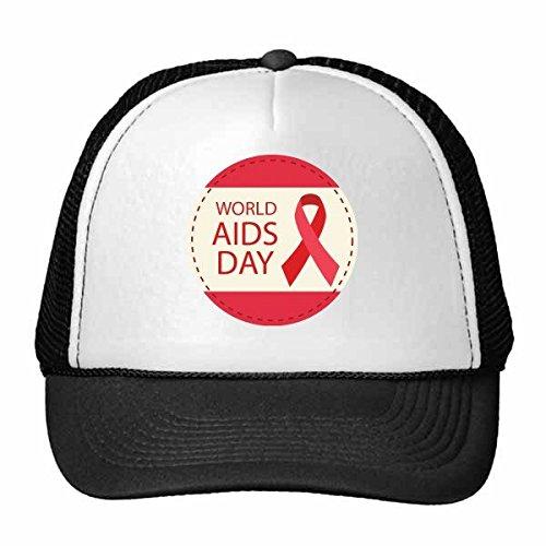 DIYthinker Gorra de béisbol Día Mundial del SIDA el 1 de...