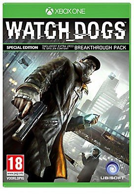 Watch Dogs - Special Edition [Xbox ONE]